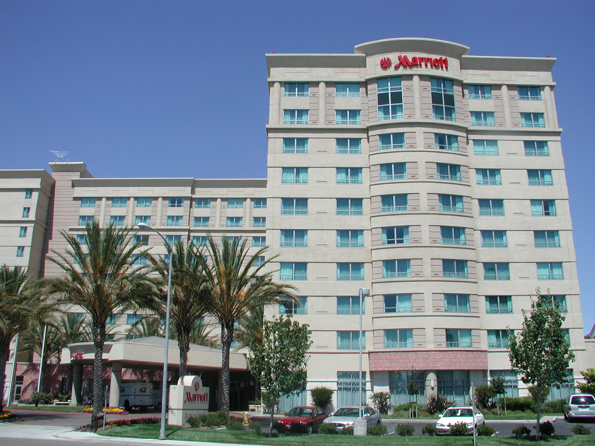 Marriott Hotel Fremont California